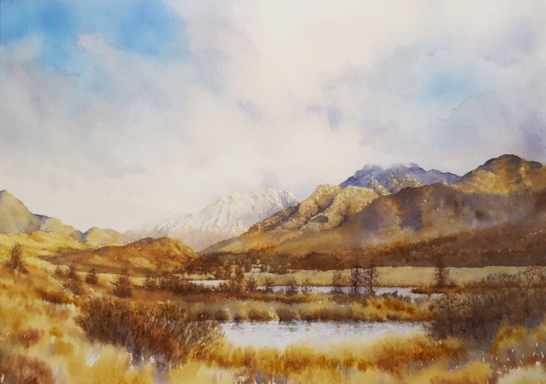 Early Snow, The Highlands
