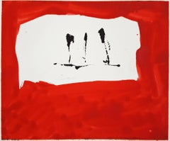 Untitled (Phoenician Red) (M76-9)