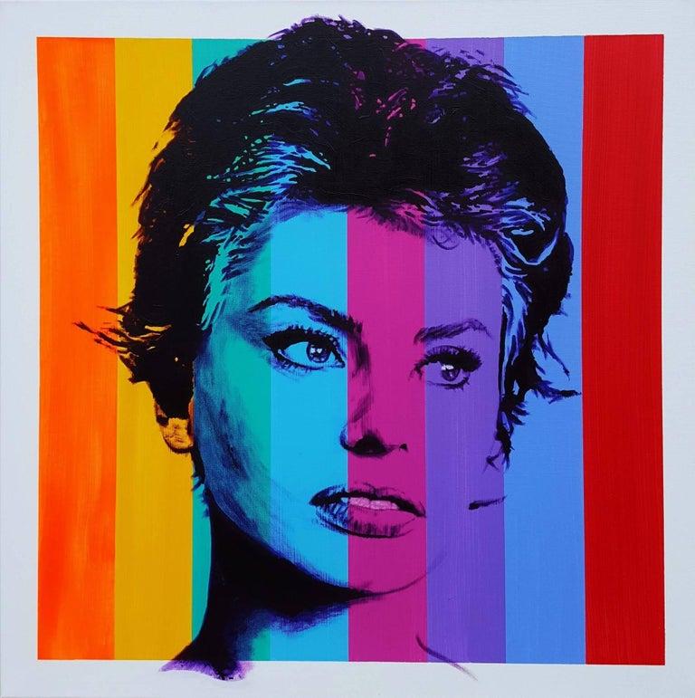 Sophia Loren Icon