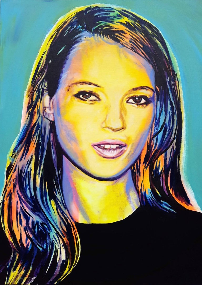 Kate Moss Icon IV