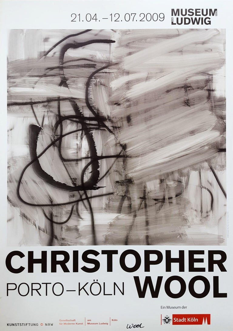 Christopher Wool: Porto - Köln