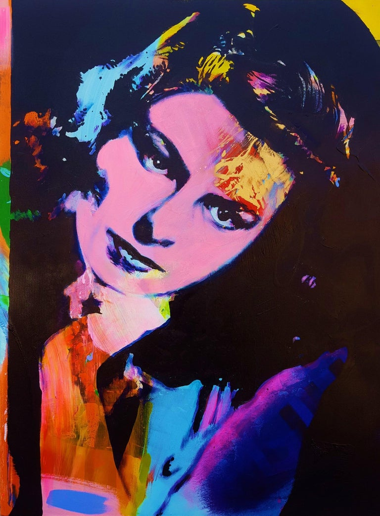 Ingrid Bergman Icon