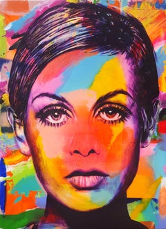 Twiggy Icon