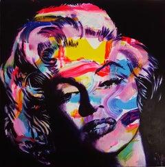 Marilyn Monroe Icon IV