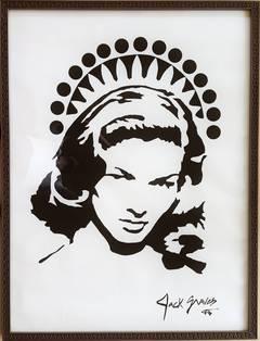 Lauren Bacall Icon