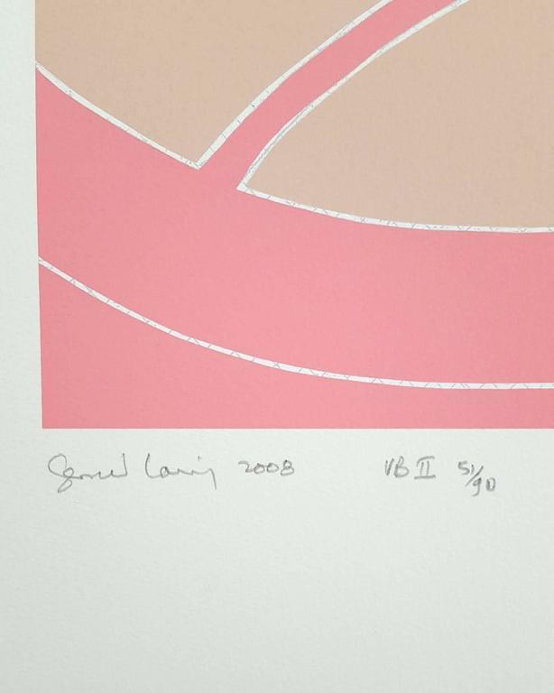 VB II - Victoria Beckham - Pop Art Print by Gerald Laing