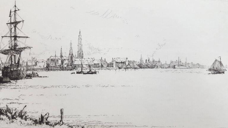 Le Quai du Rhin, Anvers For Sale 3