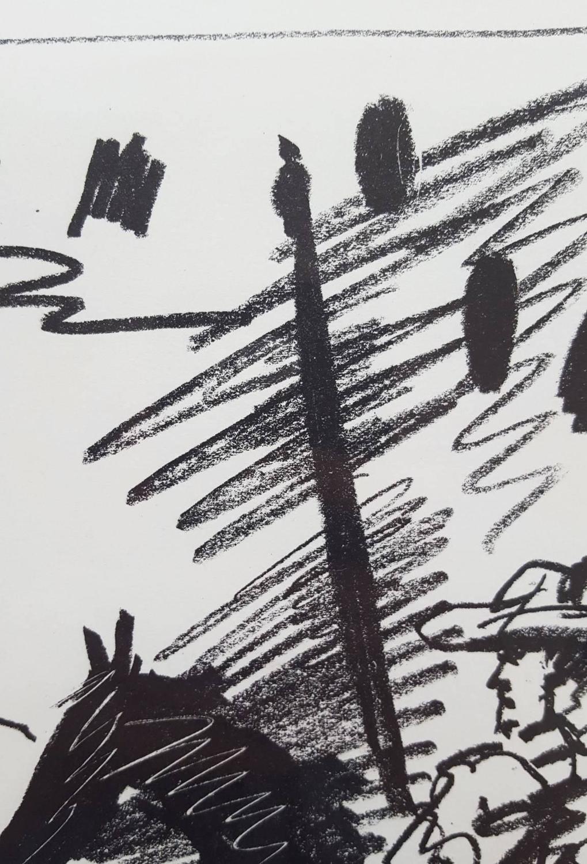 Pablo Picasso Jeu De La Cape For Sale At 1stdibs