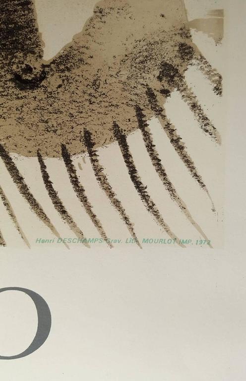 Galerie Louis Leiris: The Painter & His Model For Sale 3