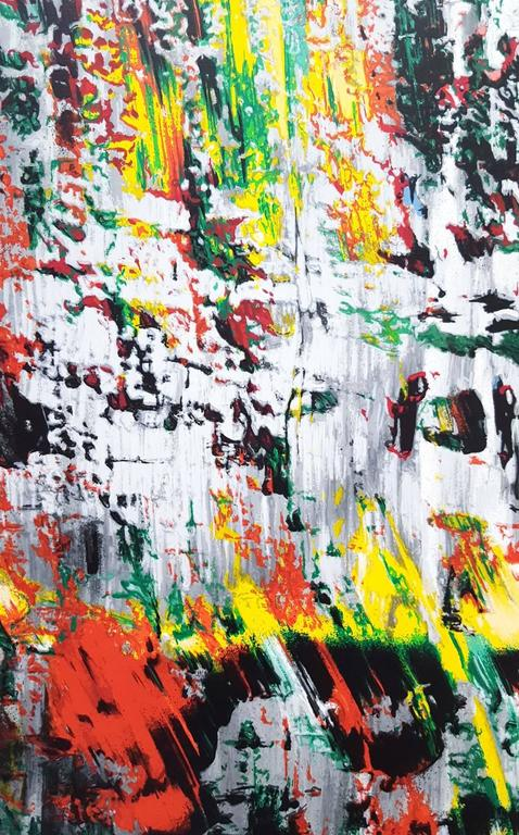 EIS II, Ice 2 - Contemporary Print by Gerhard Richter