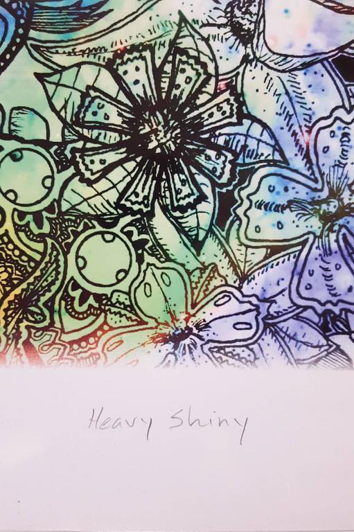 Heavy Shiny - Contemporary Print by Jack Graves III