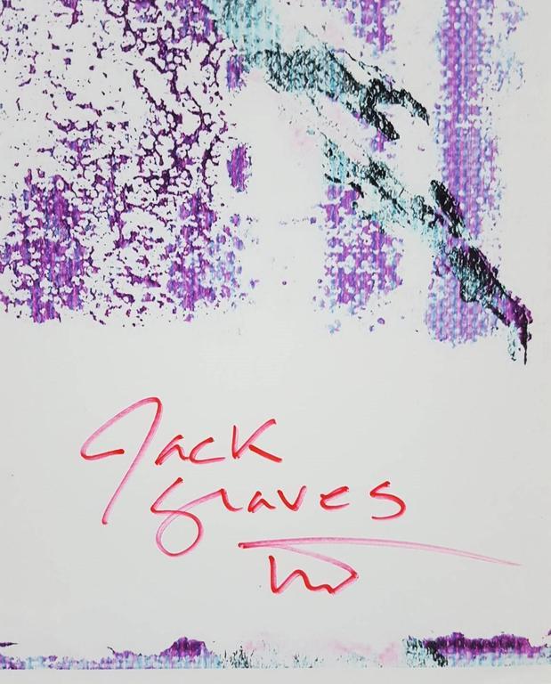 2XKM (Two Times Kate Moss) - Pop Art Print by Jack Graves III