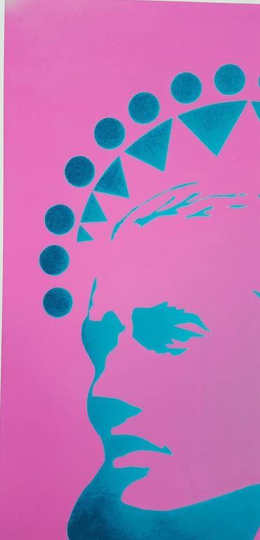 Guinevere Van Seenus Icon (Pink) For Sale 1
