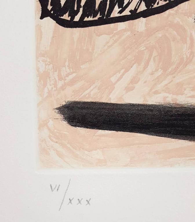 Unité, Planche 4 (Set of 2) - Surrealist Print by Le Corbusier