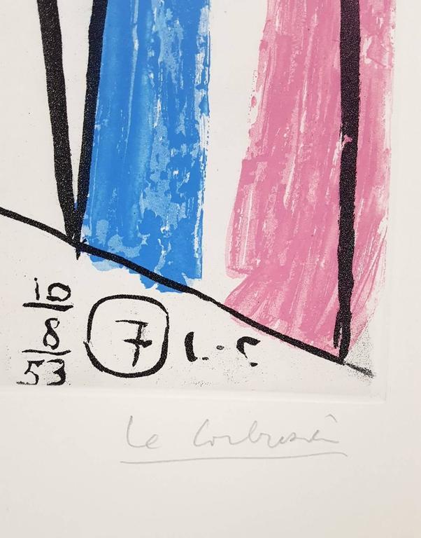 Unité, Planche 7 (Set of 2) 4