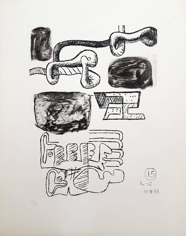 Unité, Planche 15 (Set of 2) For Sale 3