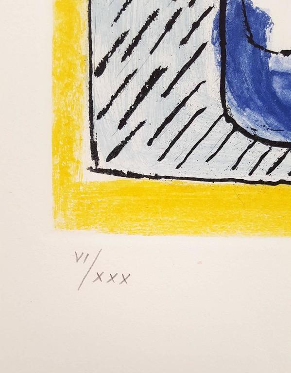 Unité, Planche 16 (Set of 2) - Surrealist Print by Le Corbusier