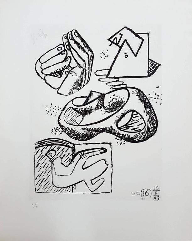 Unité, Planche 16 (Set of 2) For Sale 3