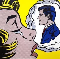 Roy Lichtenstein - Thinking of Him