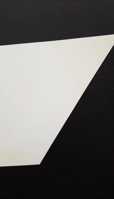 An original lithograph on smooth wove paper by American artist Ellsworth Kelly (1923-2015)