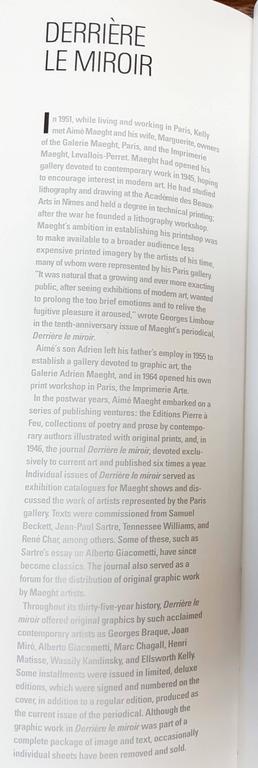 Derrière Le Miroir No. 149 (page 4, 13) For Sale 5