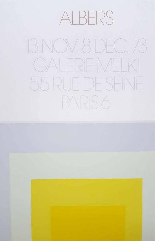 Homage to the Square: Galerie Melki 3 9