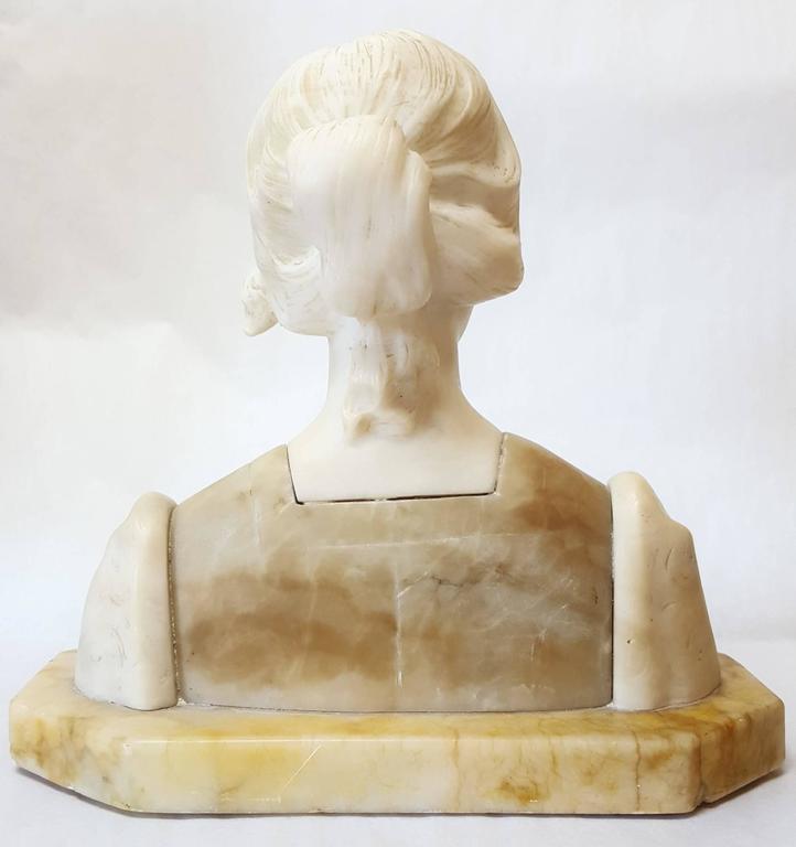 Meditazione - Sculpture by Giuseppe Bessi