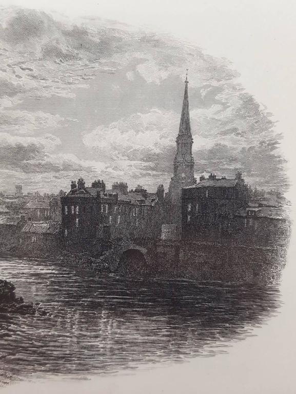 William Ewart Lockhart The Bridge Of Ayr Scotland