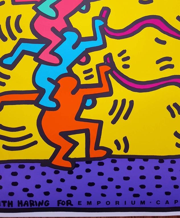 Keith Haring for Emporium Capwell 4