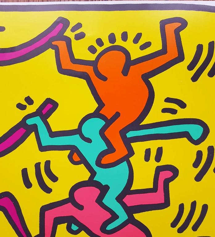 Keith Haring for Emporium Capwell 5
