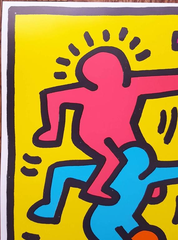 Keith Haring for Emporium Capwell 8