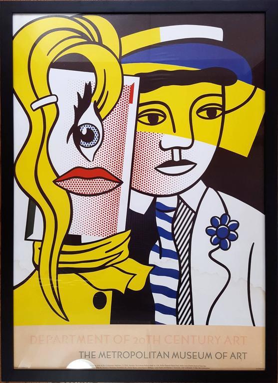 Roy Lichtenstein: The Metropolitan Museum of Art 2