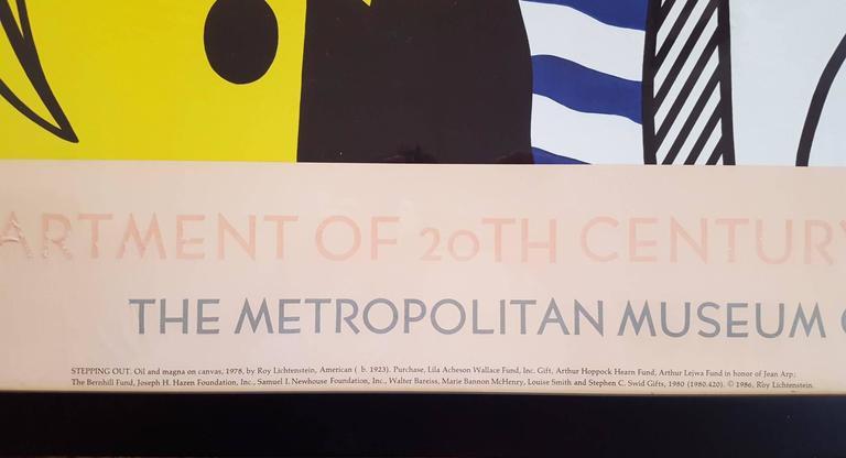 Roy Lichtenstein: The Metropolitan Museum of Art 4
