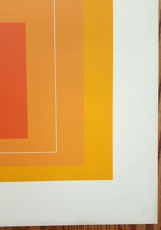 WLS VI (White Line Squares Series I) 5