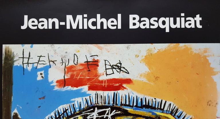 Untitled (Skull) - Pop Art Print by (after) Jean-Michel Basquiat