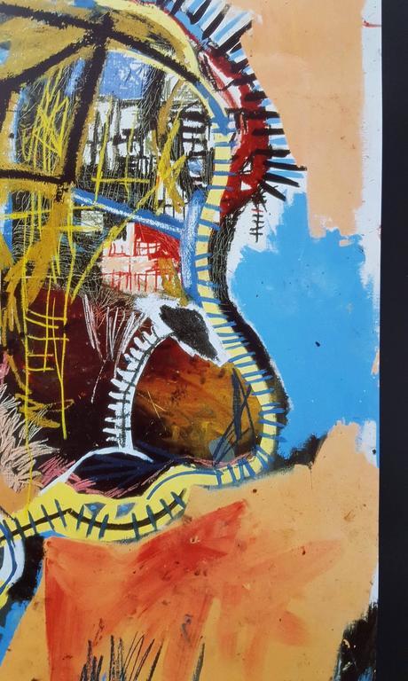 Untitled (Skull) For Sale 2