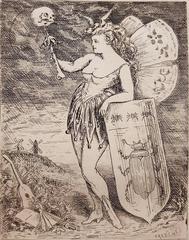 Montmartre Femme Vanite Scarabee