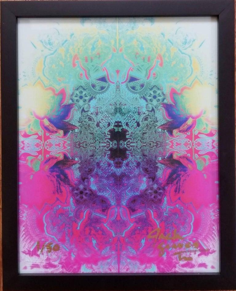 Lotus Flower - Print by Jack Graves III