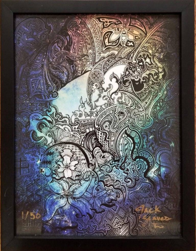 Swim - Print by Jack Graves III