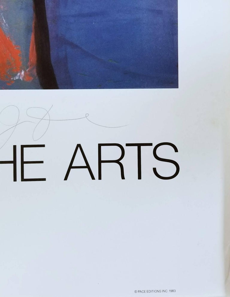 Kentucky Center for the Arts, Signed Exhibition Poster 3