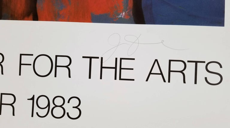 Kentucky Center for the Arts, Signed Exhibition Poster 6