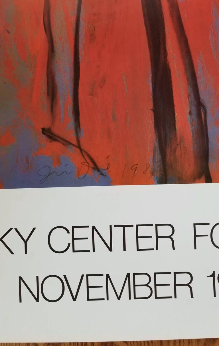 Kentucky Center for the Arts, Signed Exhibition Poster 8