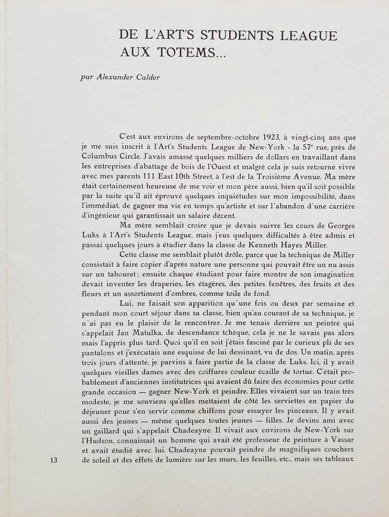 Derrière le Miroir No. 156 (Damier) For Sale 4
