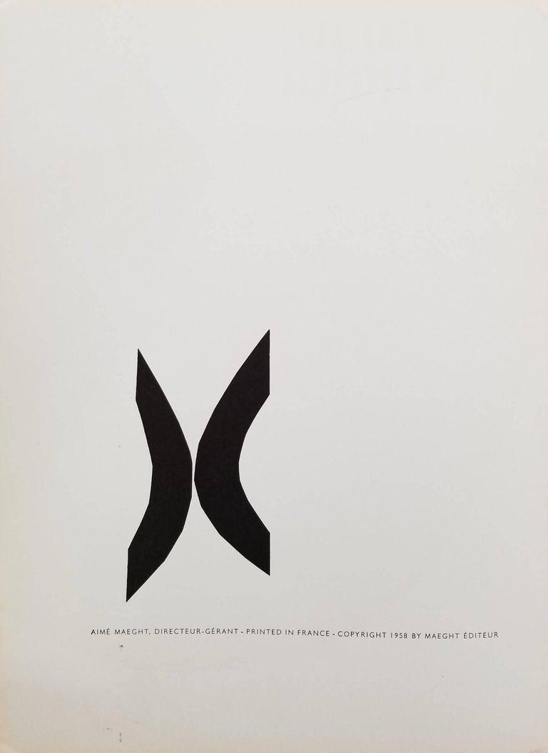 Derrière Le Miroir No. 110 (front cover) 10
