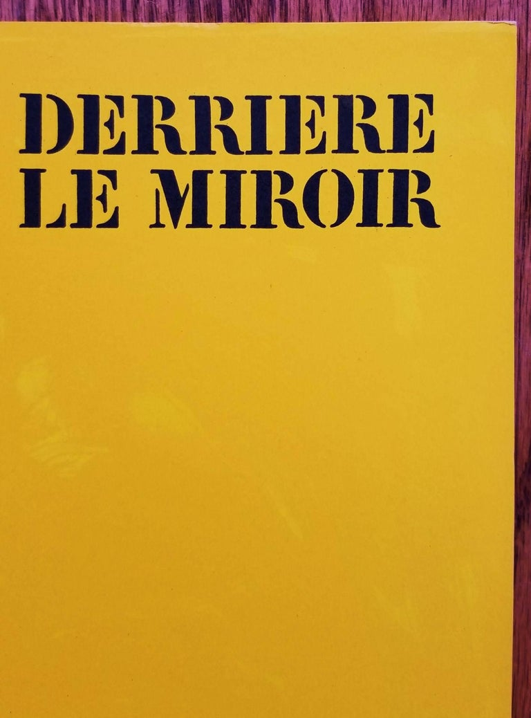 Derriere Le Miroir No. 173 (front cover)  6