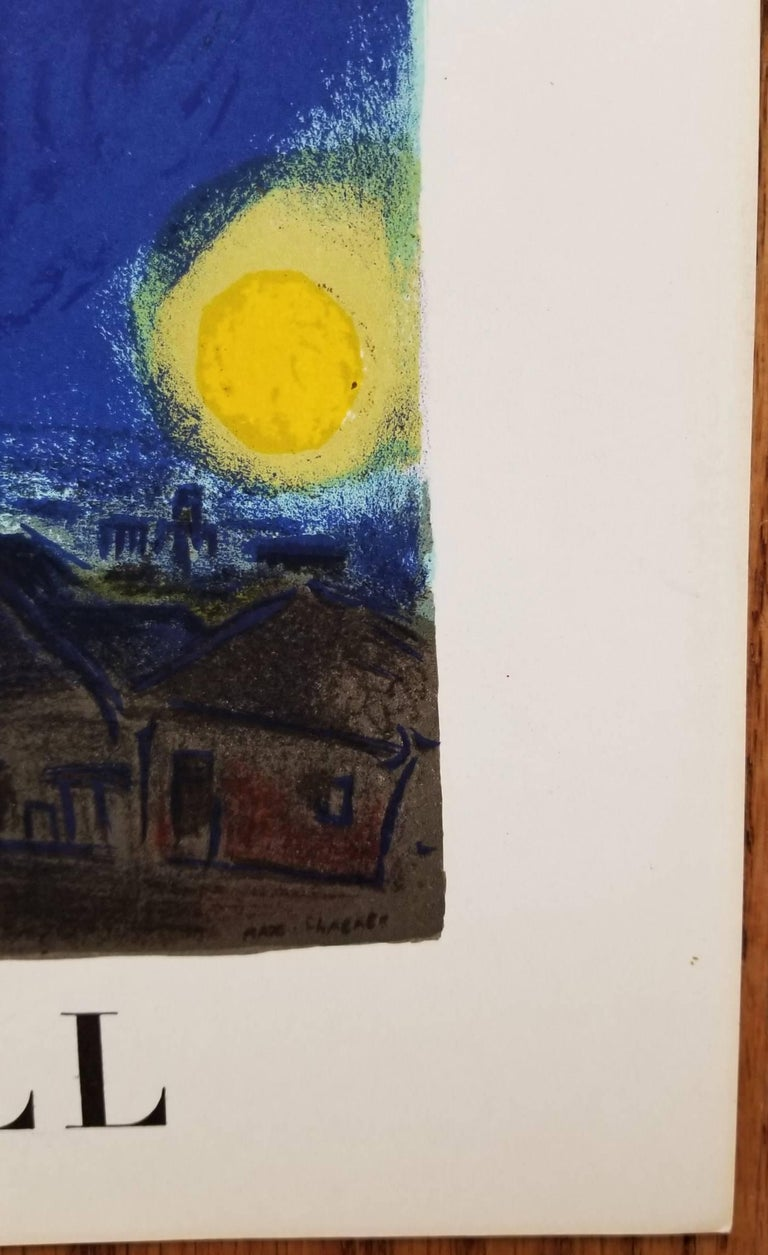 The Village by Night (front cover) 6