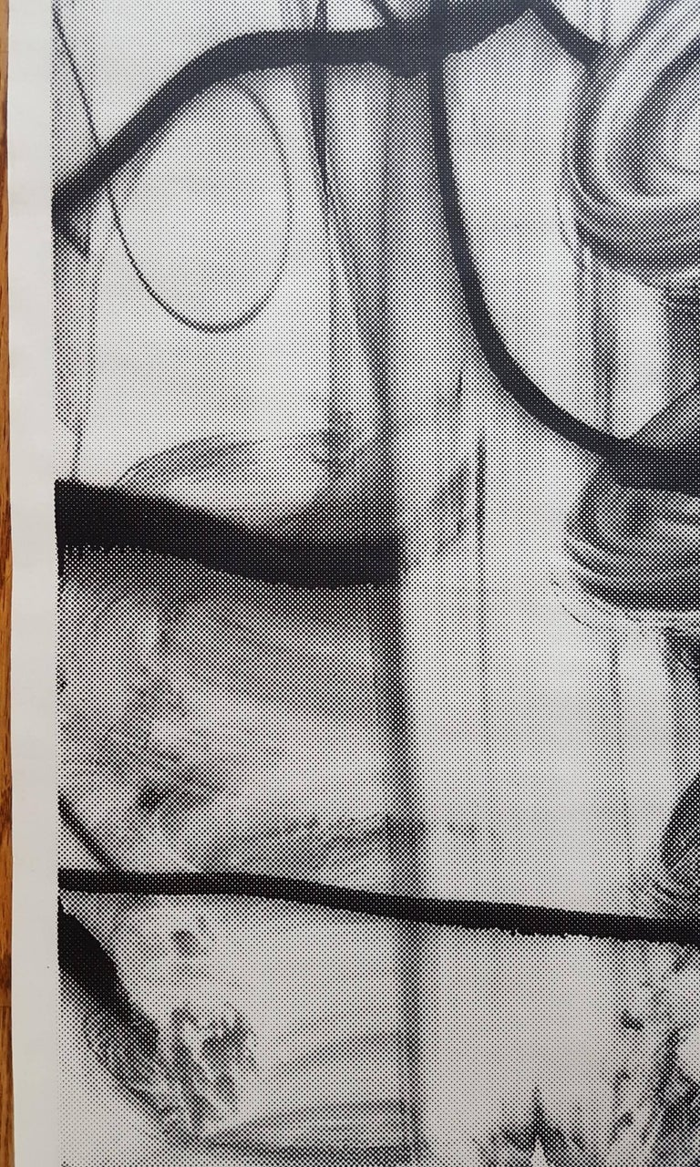 Luhring Augustine - Print by Christopher Wool