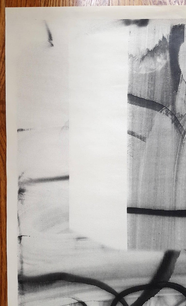Luhring Augustine - Contemporary Print by Christopher Wool