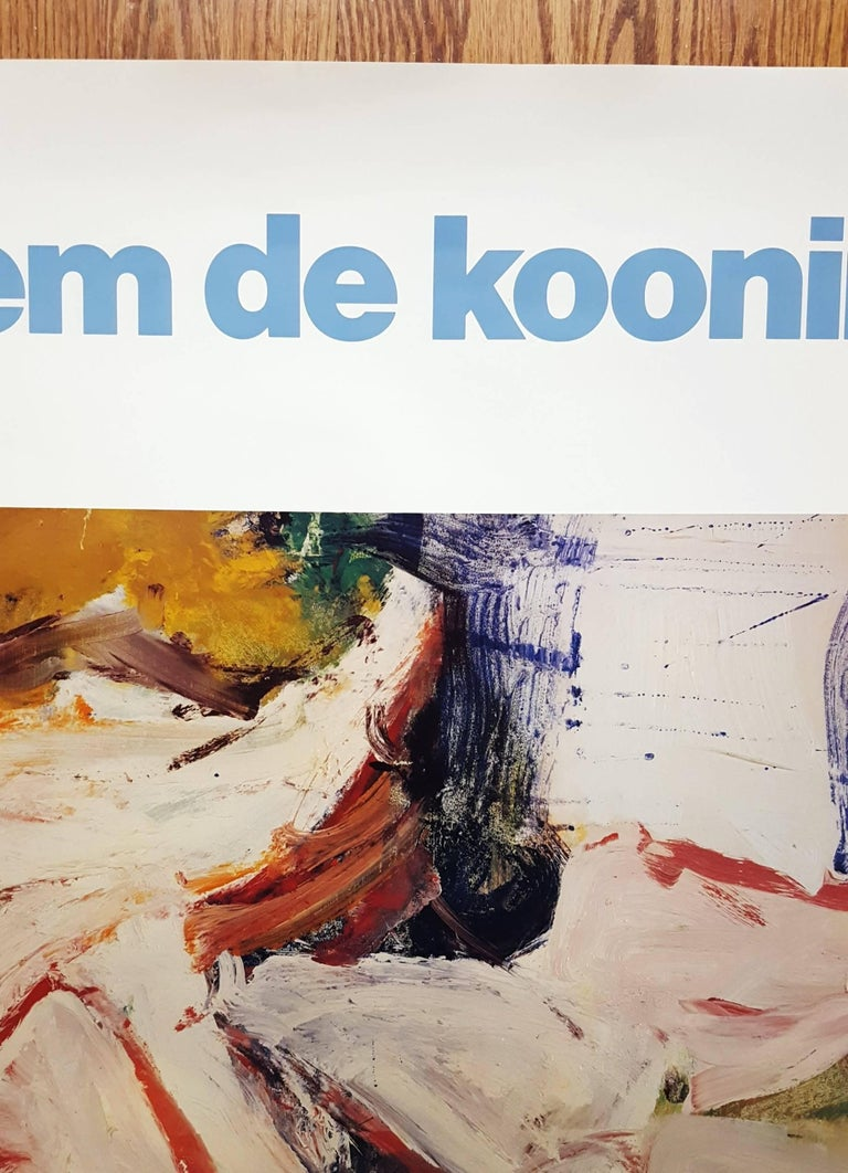 Moderna Museet: Willem de Kooning For Sale 1