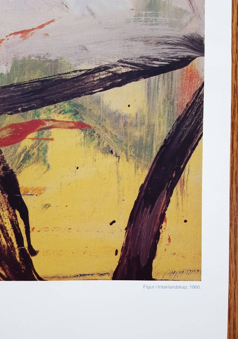 Moderna Museet: Willem de Kooning For Sale 6